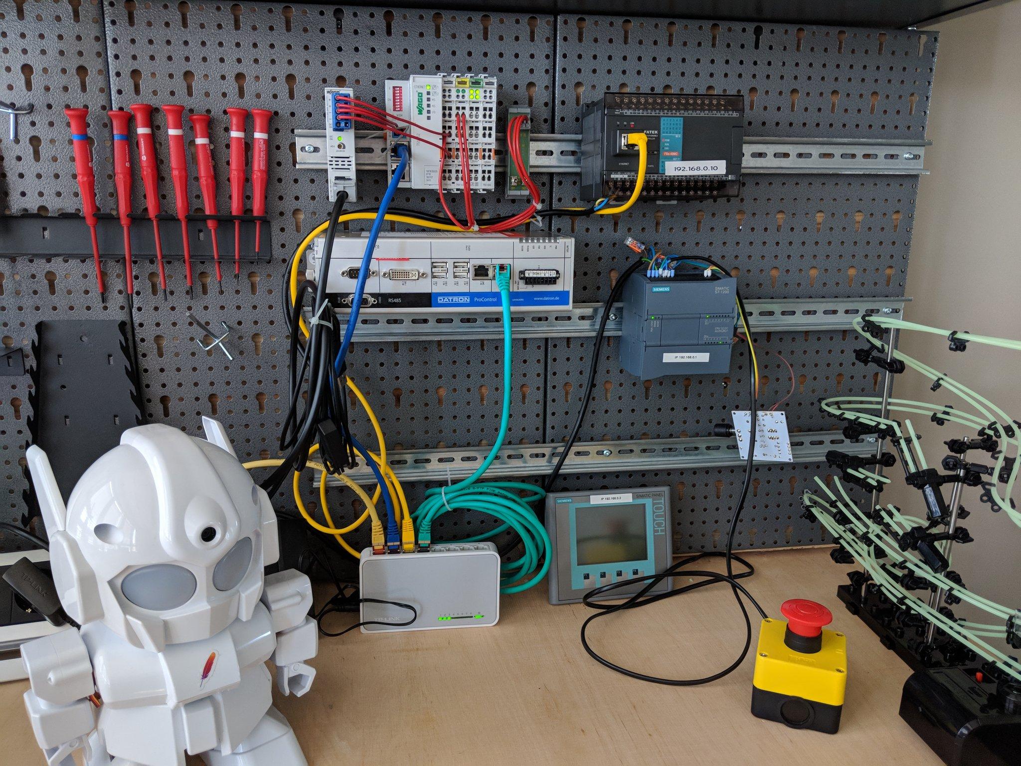 Apache PLC4X® - Apache PLC4X™: Universal Protocol Adapter